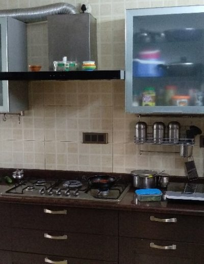 Kitchen Cooking Area